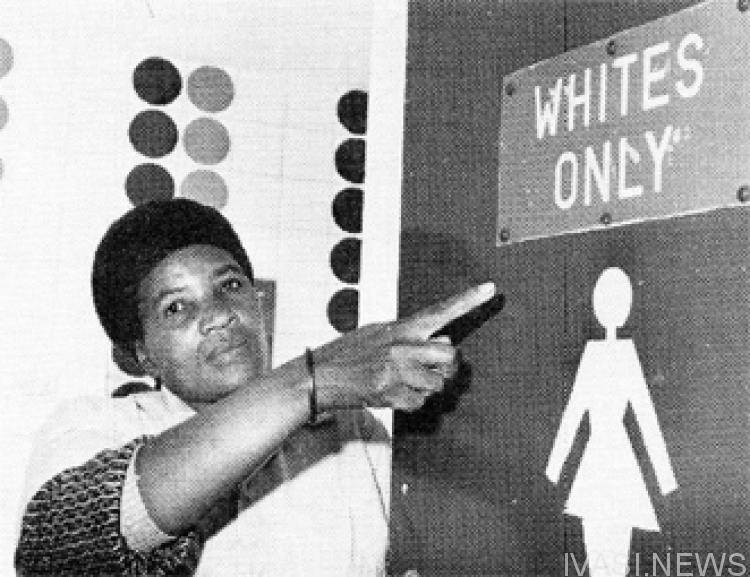 the issue of equality and racism in the united states