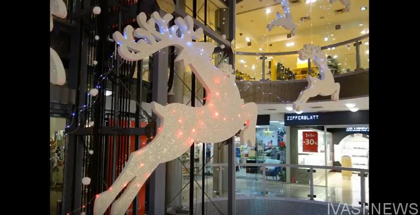 Одесские магазины готовы к предстоящим праздникам (видео)