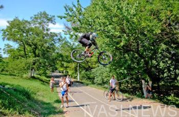 Трасса здоровья Одесса
