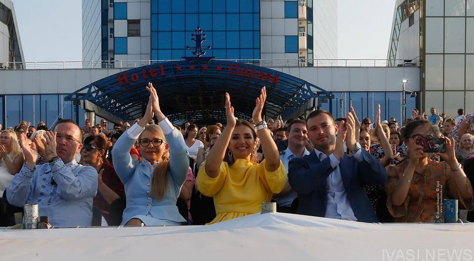 Как семья Тимошенко «отрывалась» в Одессе (фото) — Ivasi.news 934df71add23f