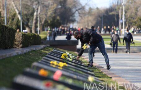 День освоюождения Одессы