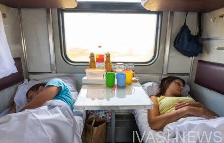 воровство в поездах