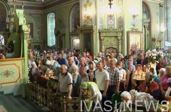 Праздник Троицы в Одессе