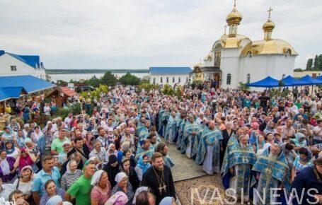 Покровский скит с. Мариновка