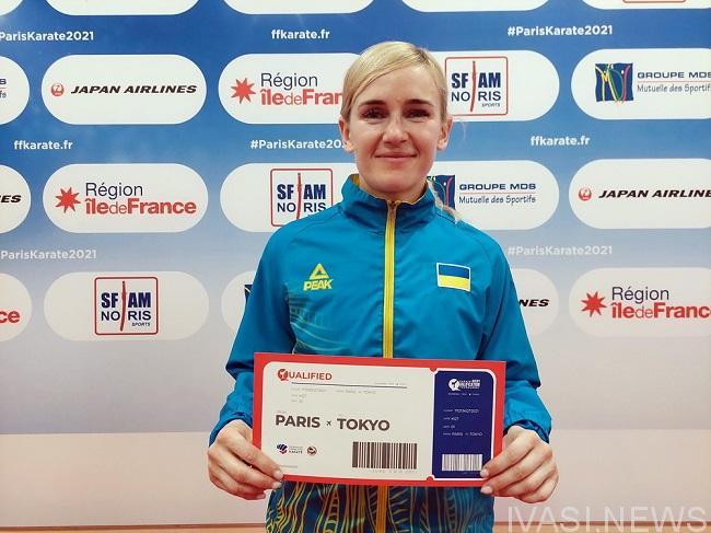 Анита Серёгина завоевала олимпийскую лицензию