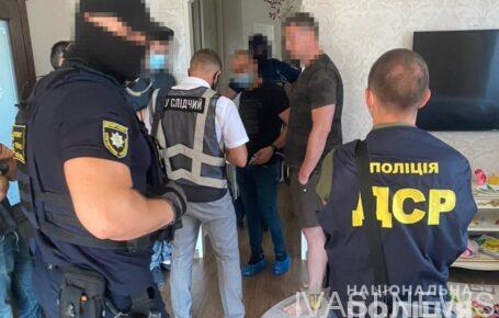В Одессе задержали чиновника-коррупционера из Минобороны