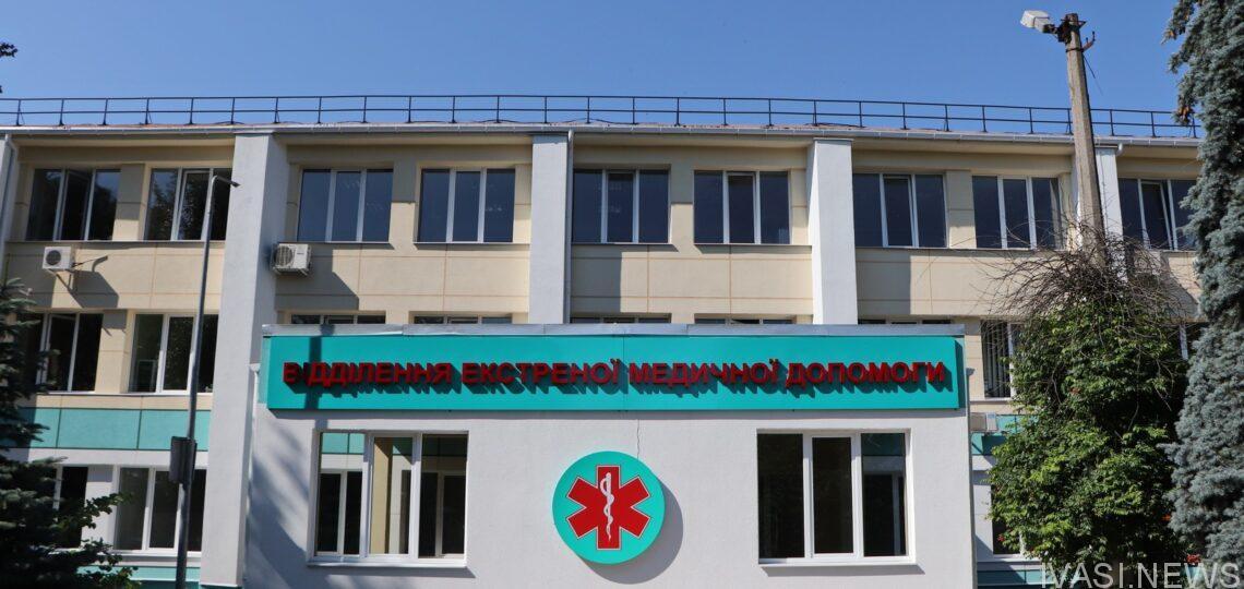 В одесской больнице №10 готовят к открытию современные отделения.