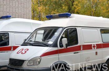 """Возле ковидной больницы в Одессе выстроилась очередь из """"скорых"""""""