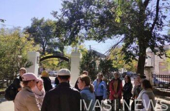 В Бедгороде-Днестровском митиноговали против карантина