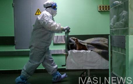В Одессе зарегистрировали рекордное количество умерших ковид-пациентов