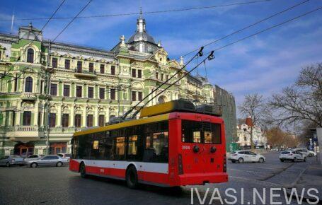В Одессе подорожает электротранспорт