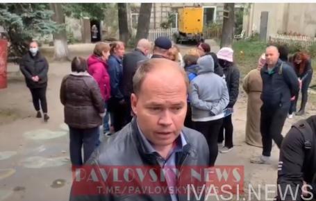 В Одессе переселенцы из Донбасса жалуются на давление властей