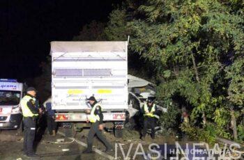 Задержан водитель фуры: подробности смертельной аварии на трассе Киев-Одесса